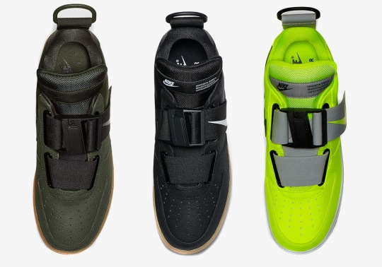 Where To Buy The Nike Air Force 1 Low Utility