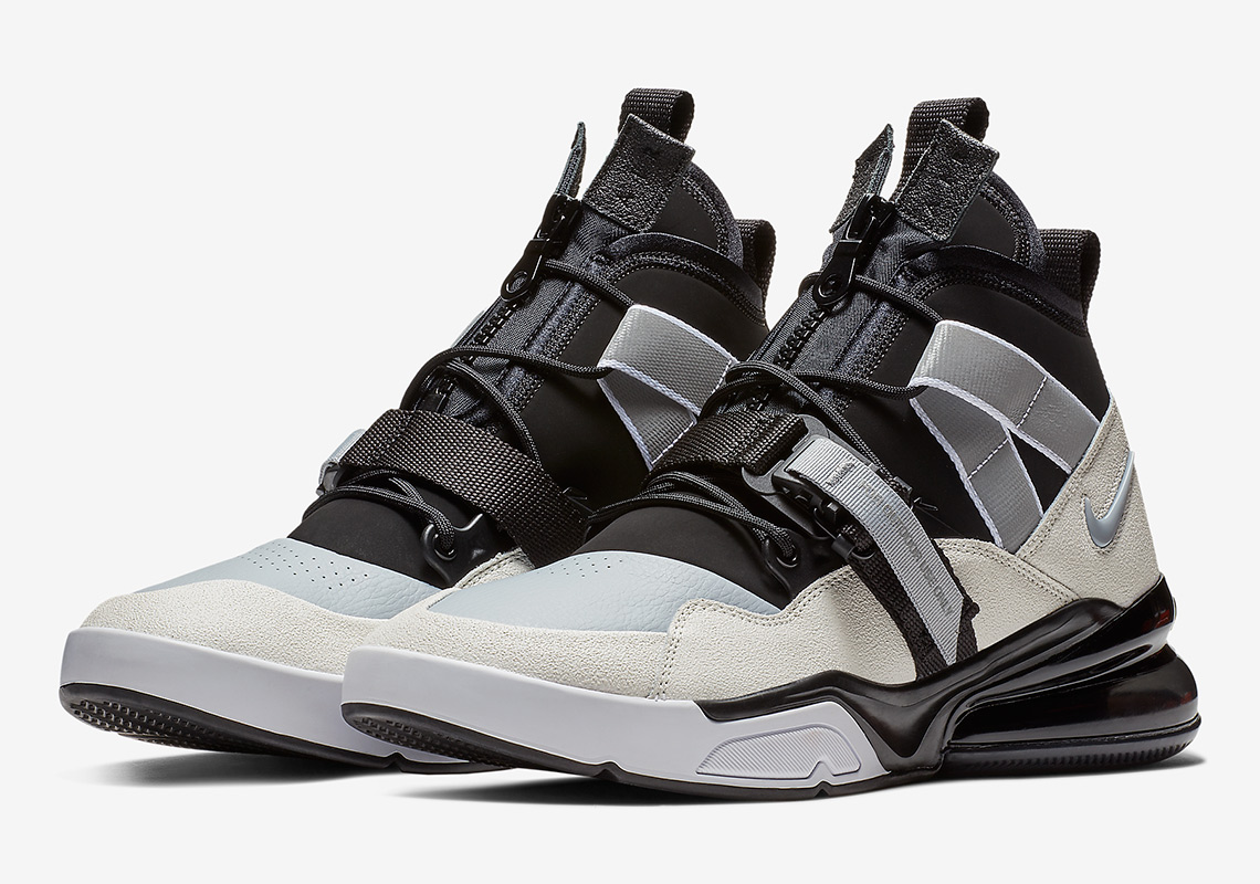 b12b33c5737f Nike Extends The 270 Family With The Air Force 270 Utility