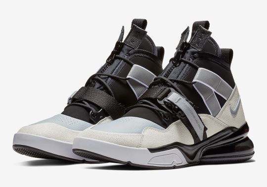 Nike Extends The 270 Family With The Air Force 270 Utility
