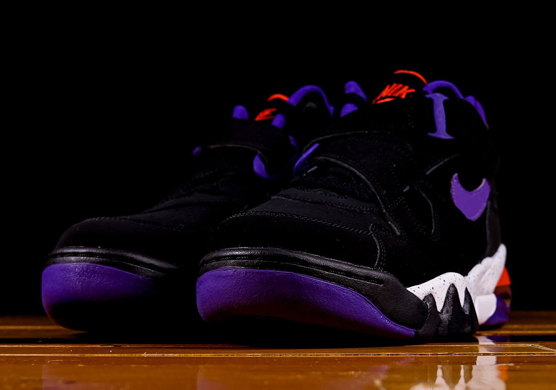 new arrival faca3 94ad3 Nike And The Air Force Max CB Pay Homage To The Suns