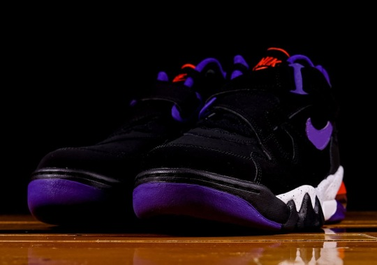 Nike And The Air Force Max CB Pay Homage To The Suns