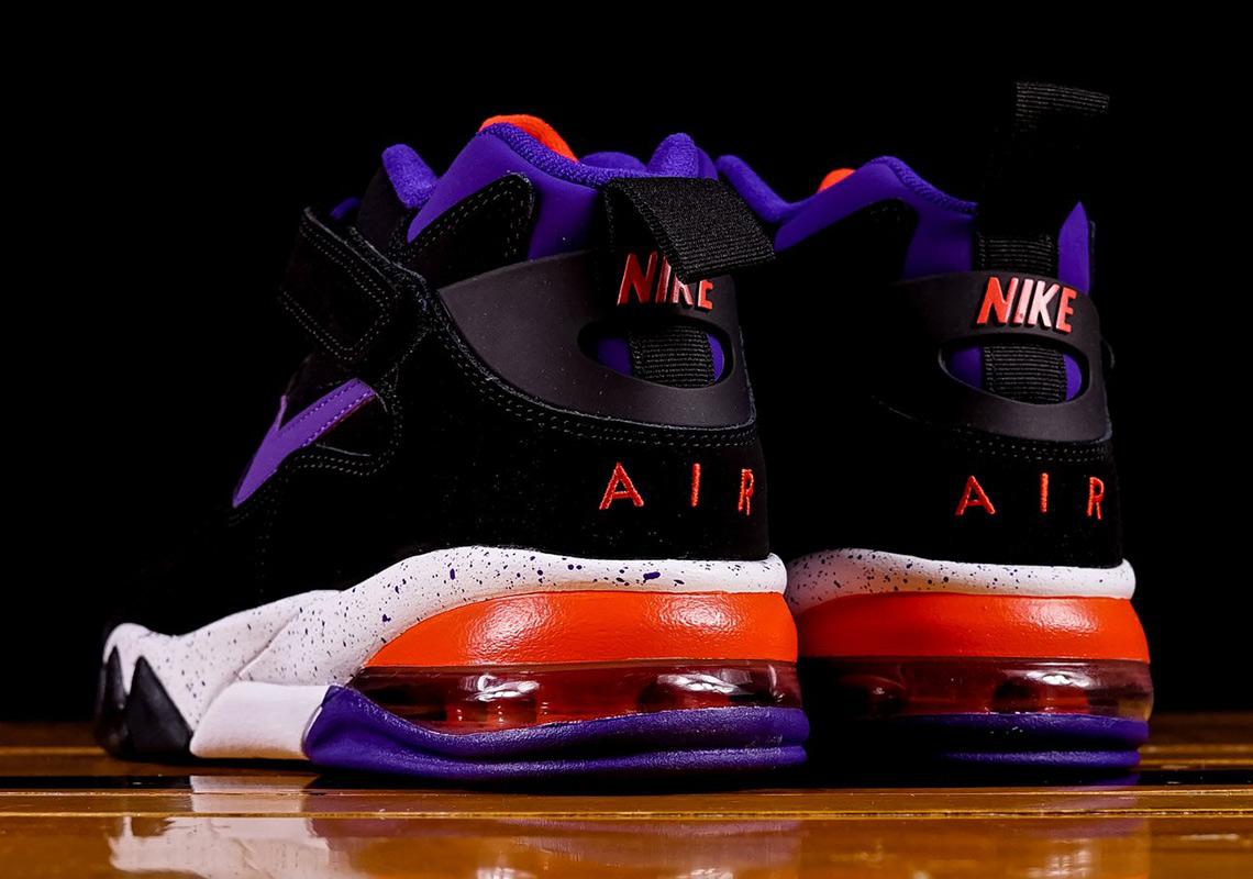 Nike Air Force Max CB Suns AJ7922 002 Release Date SBD