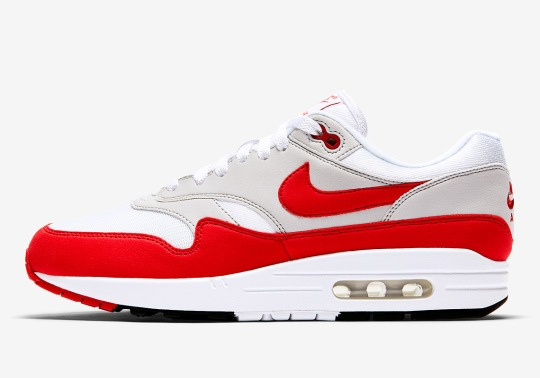 Another Restock For The Nike Air Max 1 Anniversary Is Coming In November