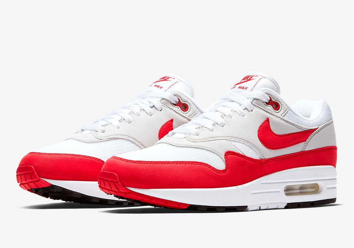 Nike Air Max 1 OG University Red 908375 103 2018 | SneakerFiles