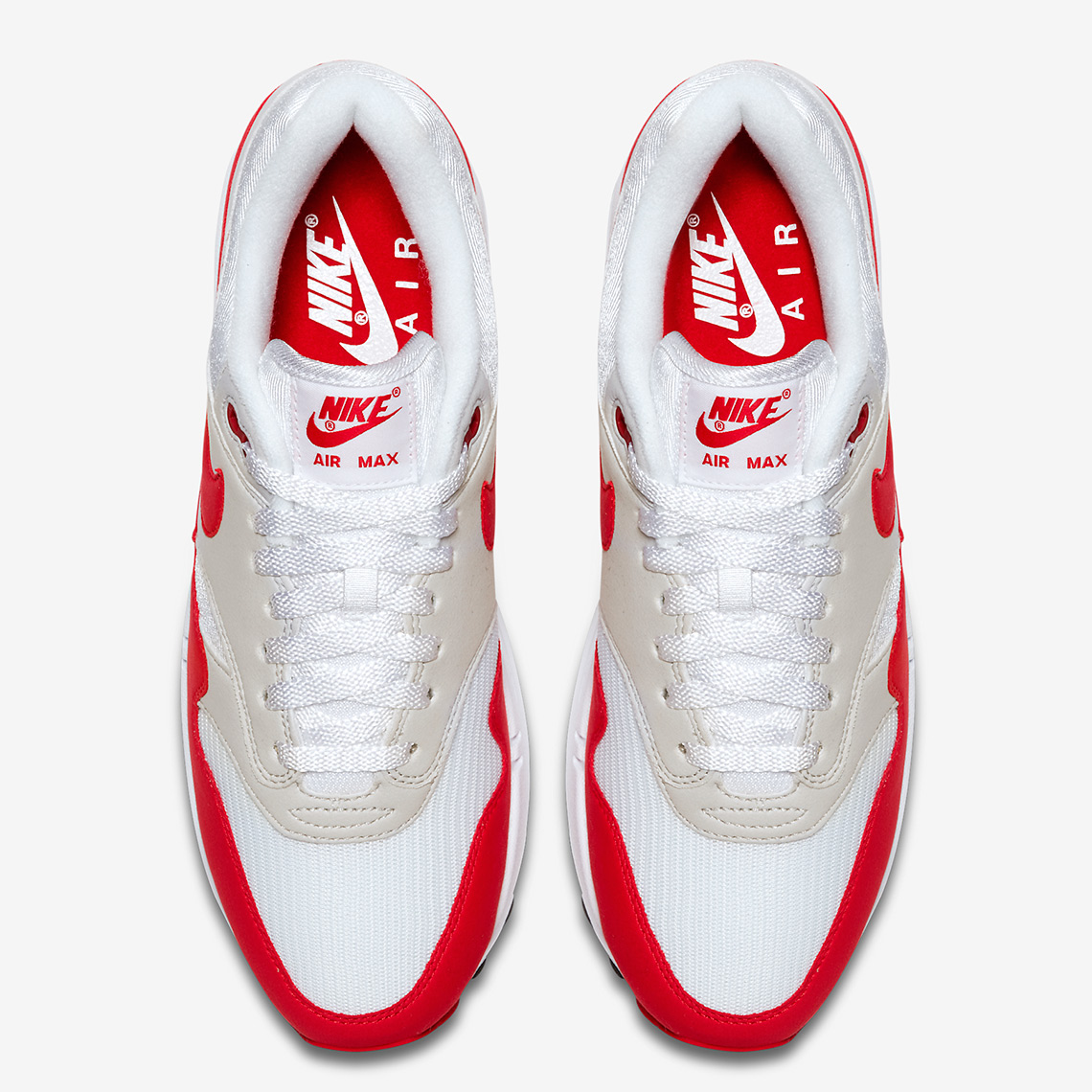 pretty nice f6445 2078e Nike Air Max 1 Anniversary 908375-103 Restock Info   SneakerNews.com