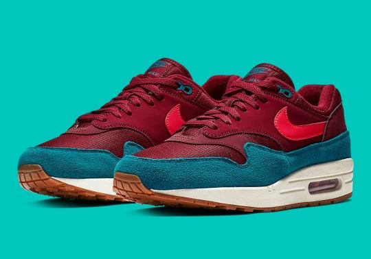 Slight Parra Vibes Appear On Upcoming Nike Air Max 1