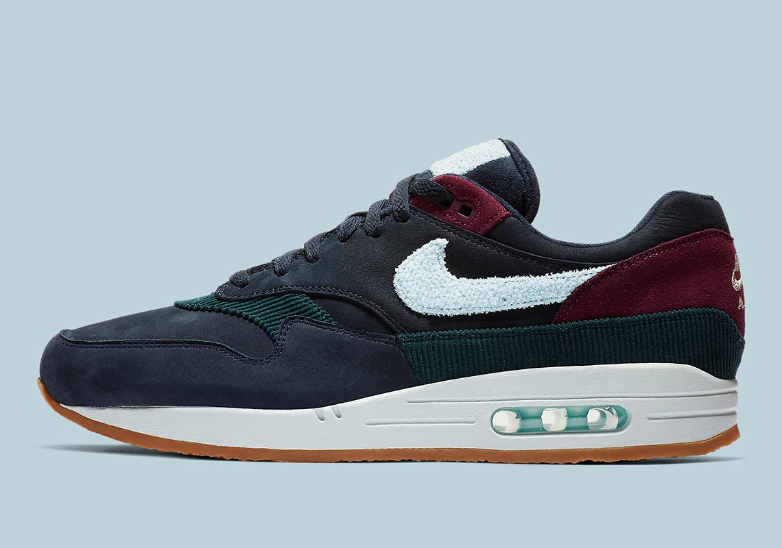 94409f768ba Nike Air Max 1 Crepe Soles CD7861-400 Release Info