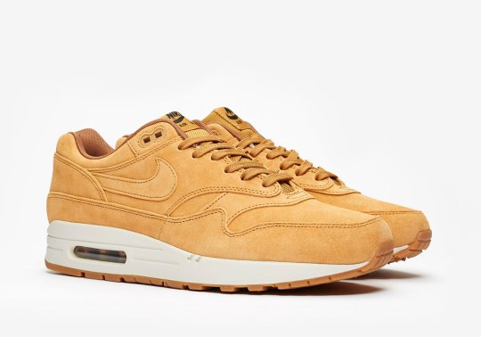 "Nike Air Max 1 ""Wheat"" Is Available Now"