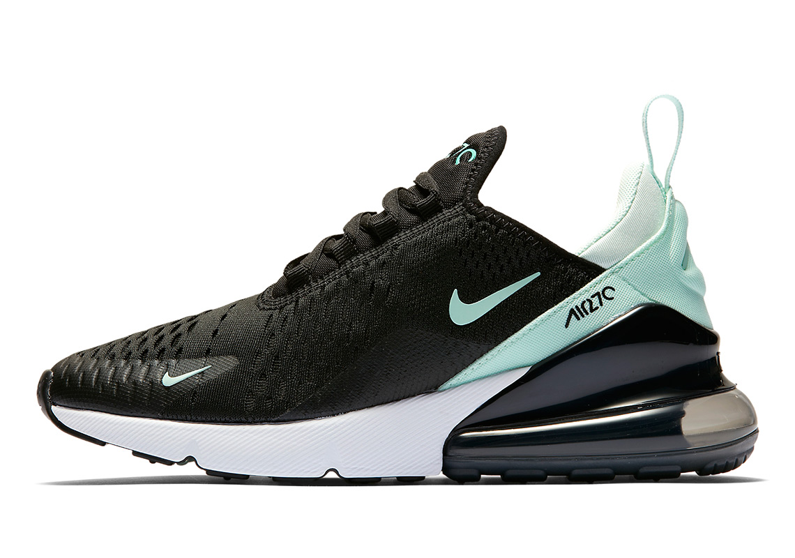 buy online 4b251 87e90 Nike Air Max 270 Tiffany AH6789-008 Release Info ...