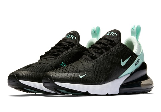 Tiffany Vibes Dress Up The Nike Air Max 270