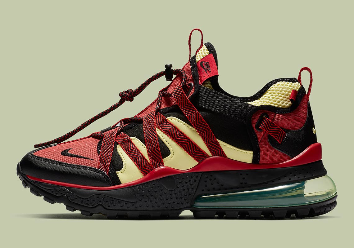 deb8c1f5b Nike Brings Back An OG Riverspike 2 Colorway On The Air Max 270 Bowfin