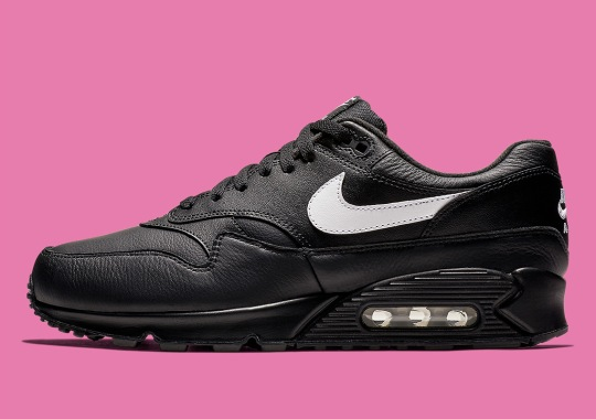 The Nike Air Max 90/1 Is Coming Soon In Black And White