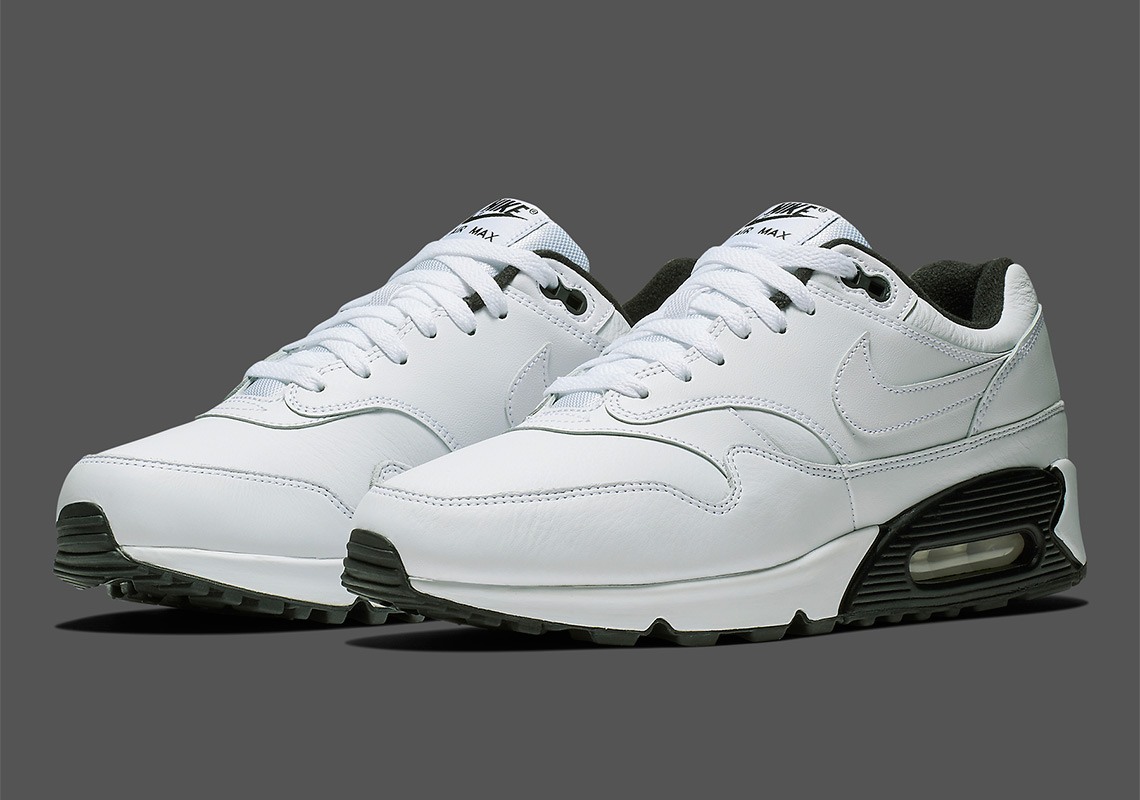 timeless design 490cb 49011 The Nike Air Max 90 1 Is Coming Soon In White And Black