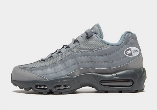 Nike Swaps Logos On This Air Max 95 Essential
