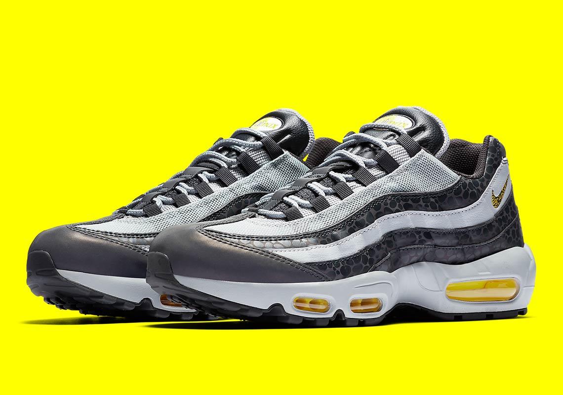 7b72734f20 Nike Air Max 95 Safari BQ6523-001 Release Date | SneakerNews.com
