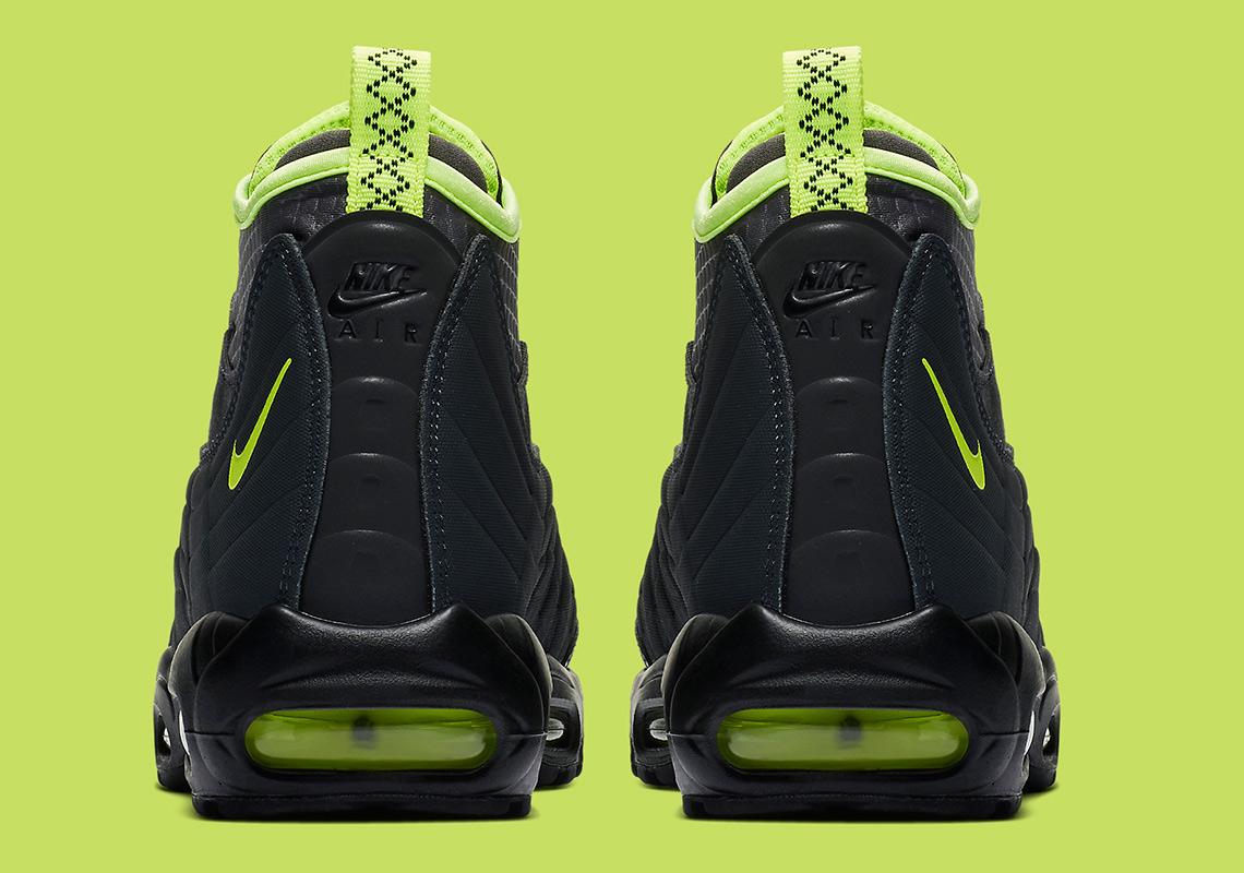 Nike Air Max 95 Sneakerboot 806809 003 |