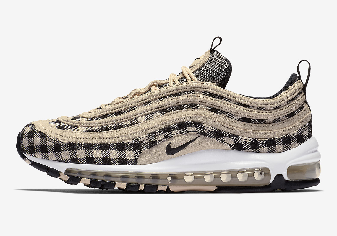newest 5a6fd 4bd1b First look At The Nike Air Max 97 In Flannel Prints