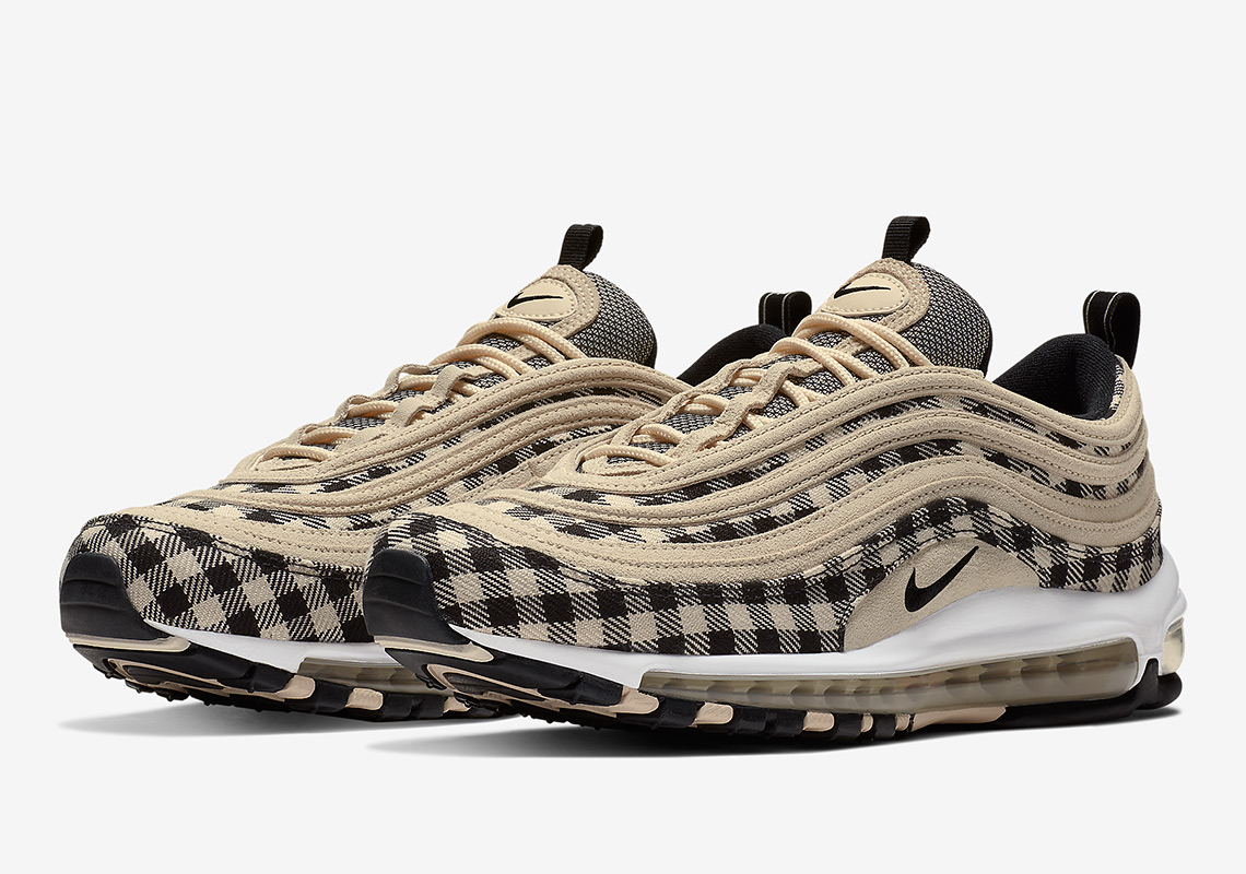 size 40 cf044 1387d Nike Air Max 97 Flannel 312834-201 Release Info  SneakerNews