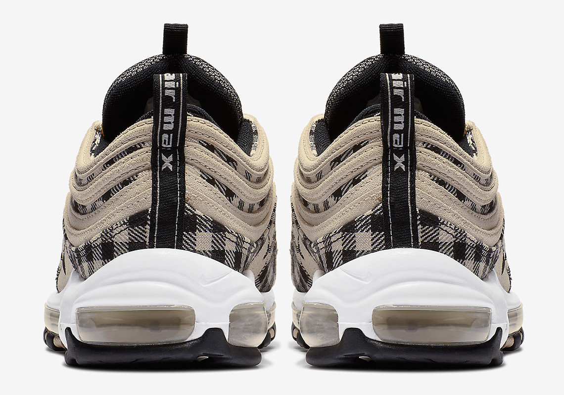 Nike Air Max 97 Flannel 312834 201 Release Info