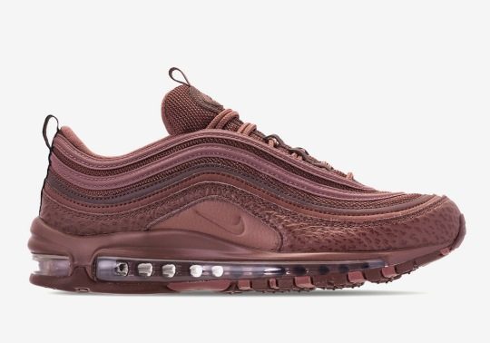 The Air Max 97 In Mahogany Mink  Is Available Now