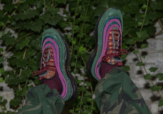 "Nike Air Max 97 NRG ""Jacket Pack"" Features Outerwear Patterns"