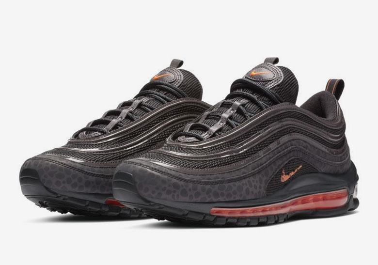 Nike Cover the Air Max 97 in Reflective Safari Print