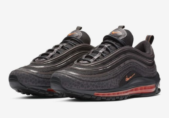 The Nike Air Max 97 Adds Reflective Safari Prints