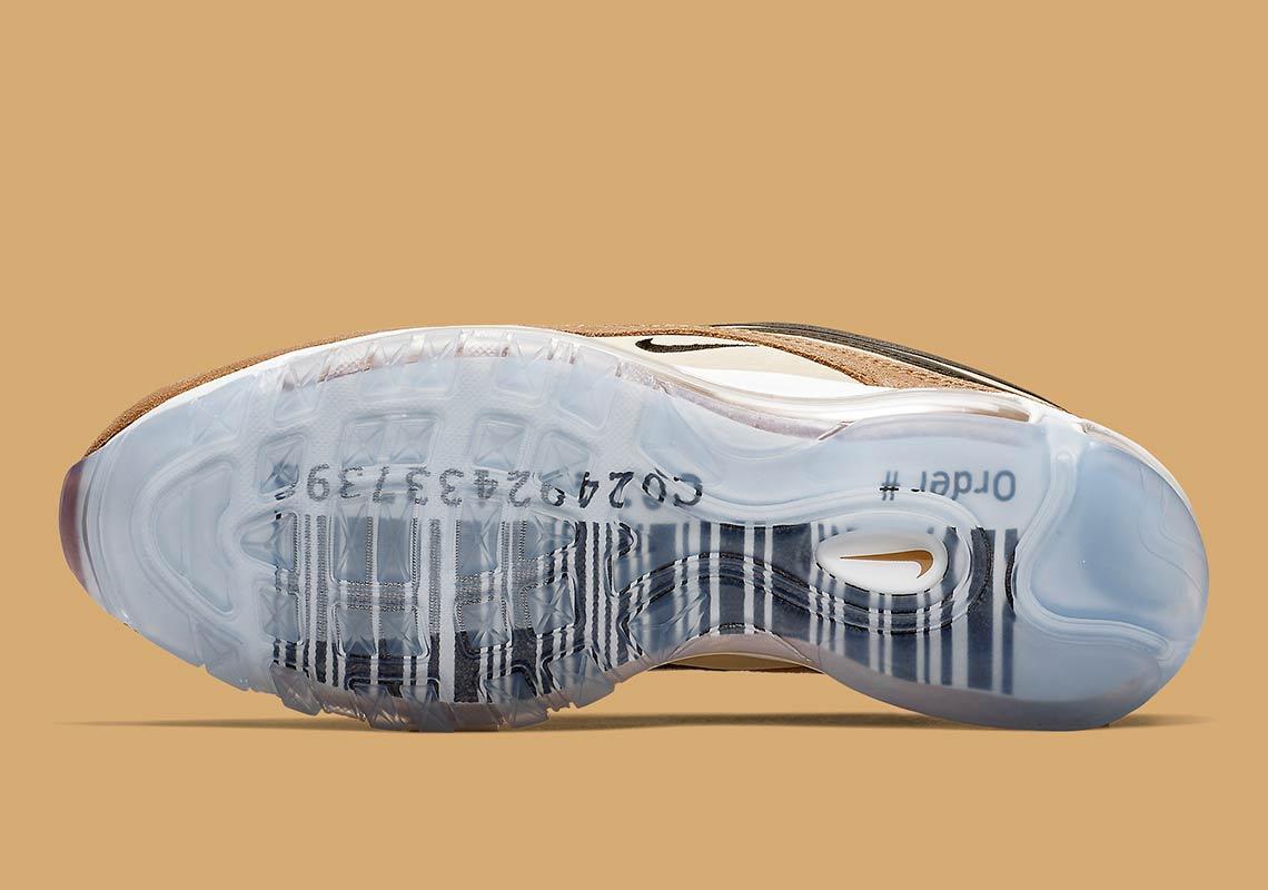 Cena fabryczna wylot online profesjonalna sprzedaż Nike Air Max 97 Bar Code 921826-201 | SneakerNews.com