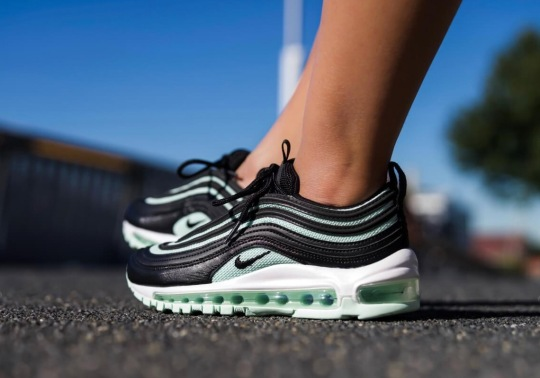 """The Nike Air Max 97 Receives The """"Tiffany"""" Touch"""