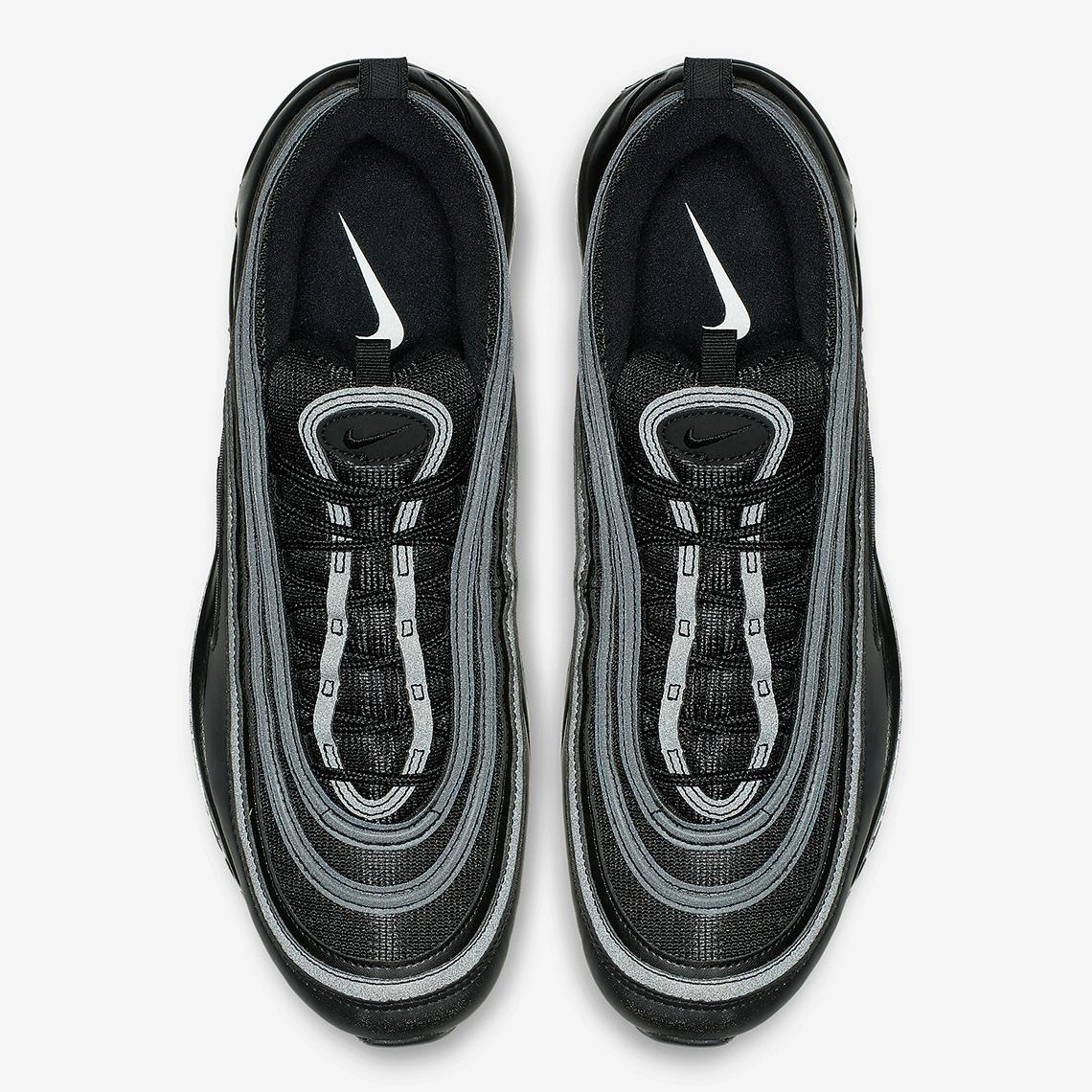 brand new 34562 0e70d Nike Air Max 97 Triple Black BQ4567-001 Release Info   SneakerNews.com