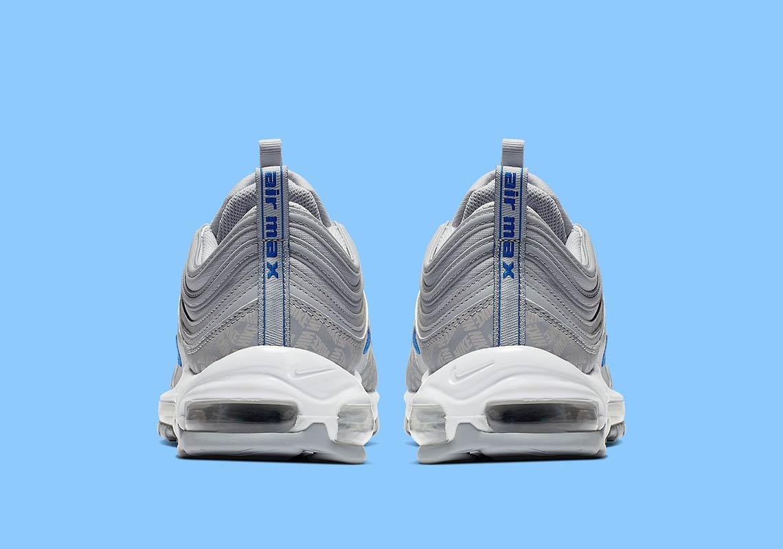 Nike Air Max 97 Silver + Blue BQ3165 001 Release Info