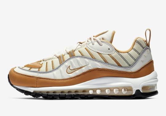 "Nike Air Max 98 ""Phantom"" Coming Soon Exclusively For Women"