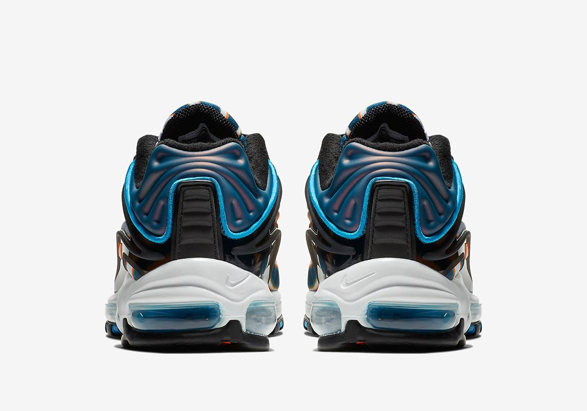 Nike Air Max Deluxe Thunder Bue AJ7831 002 Release Date