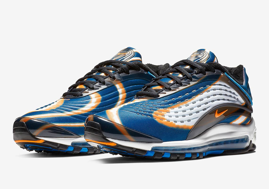 d7890216ee Nike Air Max Deluxe Thunder Bue AJ7831-002 Release Date ...