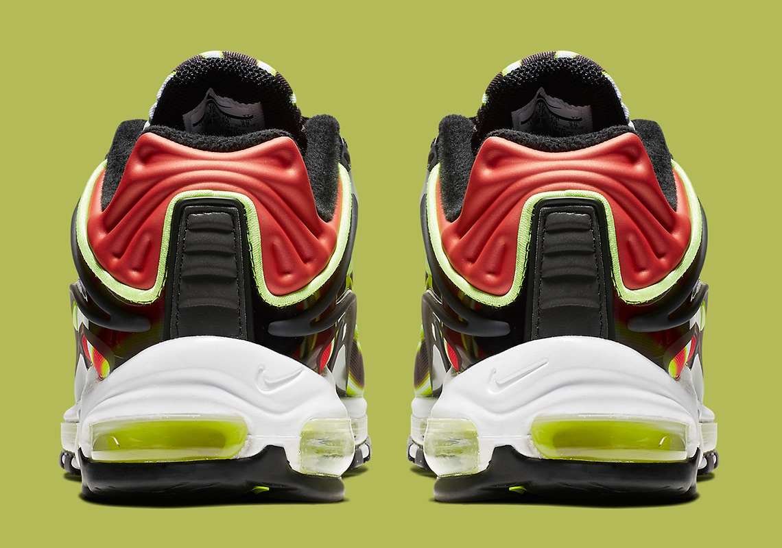 6cb229ffcd Nike Air Max Deluxe Habanero Red AJ7831-003 Release Info ...