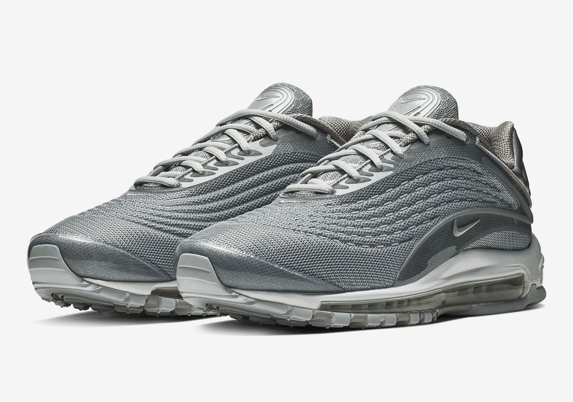 """the best attitude 2475e 214a2 Nike Air Max Deluxe """"Triple Grey"""" Is Coming Soon"""