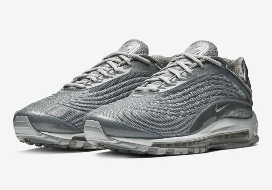 "Nike Air Max Deluxe ""Triple Grey"" Is Coming Soon"