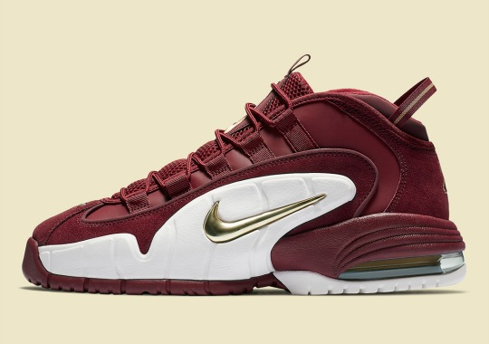 "Nike Air Max Penny ""House Party"" Releases In November"