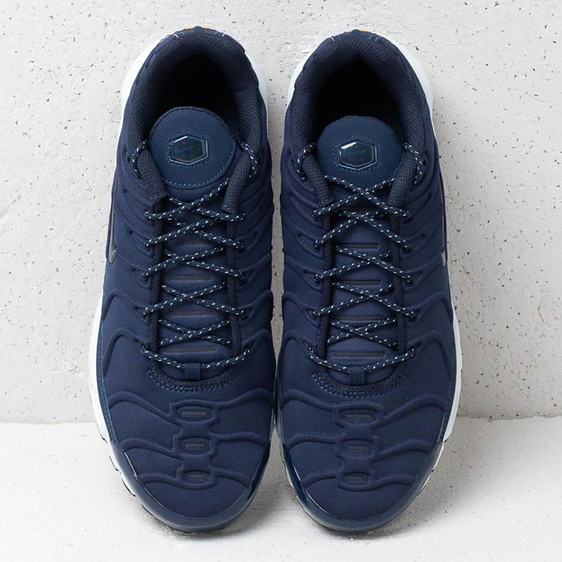 88f0a89039 Nike Air Max Plus SE Color: Midnight Navy/Midnight Navy. Where to Buy.  Footshop 10am ET. Advertisement. Advertisement