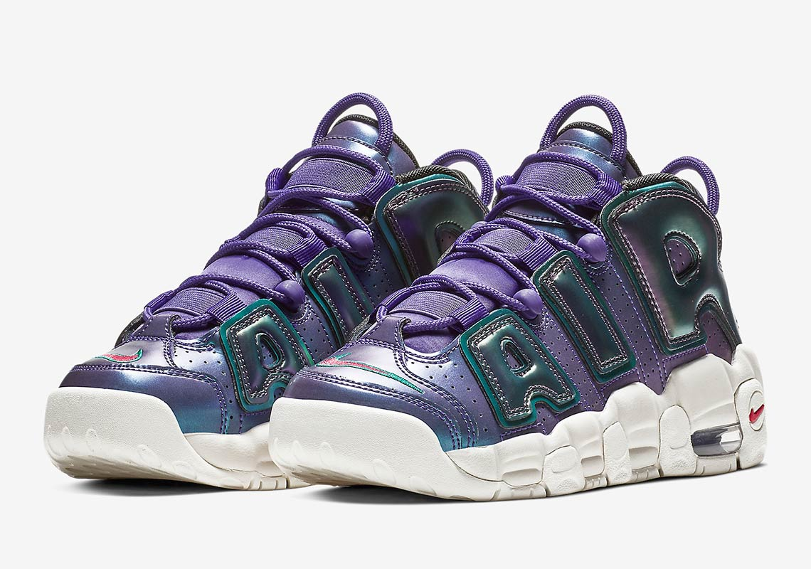 Nike Air More Uptempo Purple Kids Shopping Guide  1e355ac80