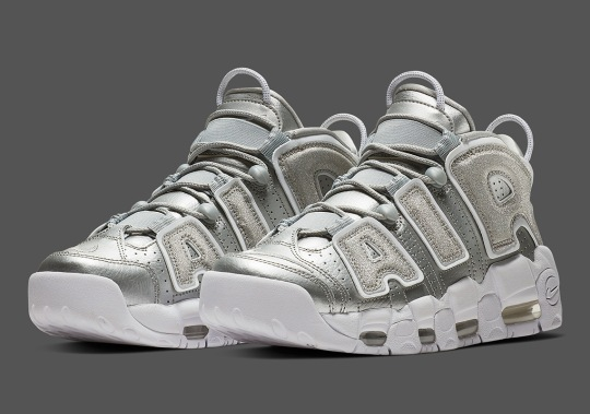 "The Nike Air More Uptempo ""Loud And Clear"" Releases This Month"
