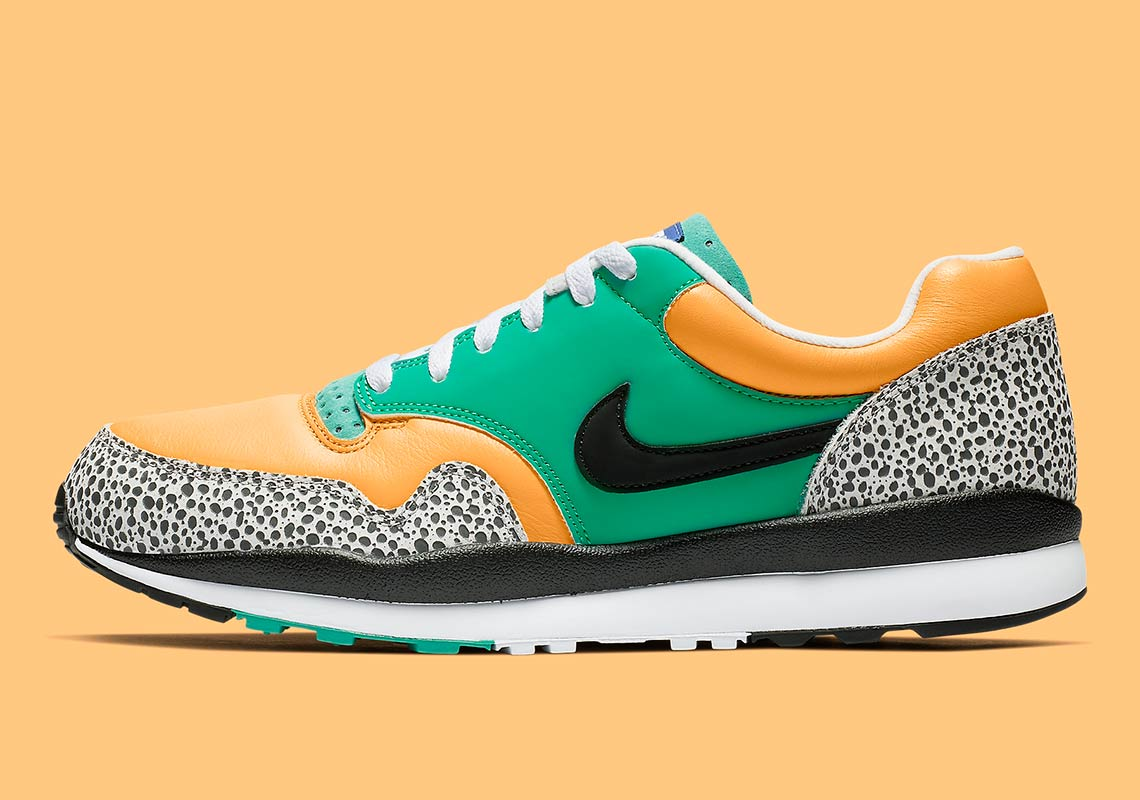 new styles 966fa d6a8a Nike Air Safari Green + Yellow AO3298-300 Release Info   SneakerNews.com
