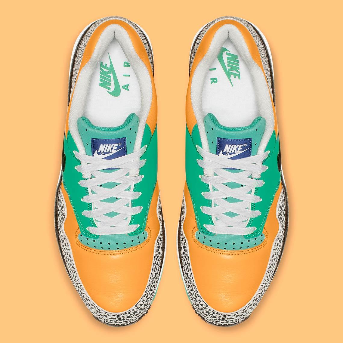 6709f7733fdd Nike Air Safari Green + Yellow AO3298-300 Release Info