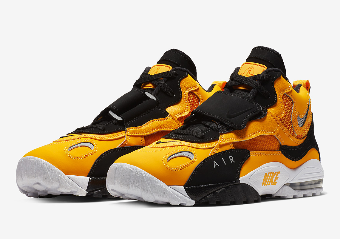 Nike Air Max Speed Turf University Gold Bv1165 700 Release