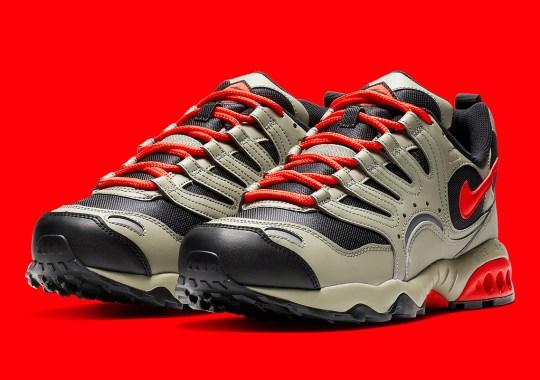 Nike Ushers In Stylish New Colorways For The Terra Humara