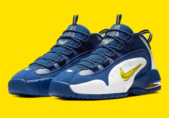 Nike Remembers Penny Hardaway's Draft Night Trade With Warriors Colorway