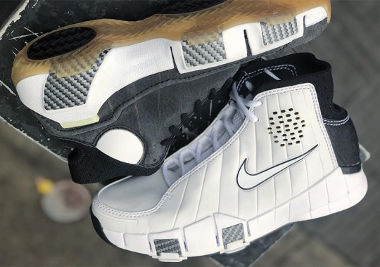 Early Nike Zoom Kobe 1 Prototypes Reveal Radical Design Ideas