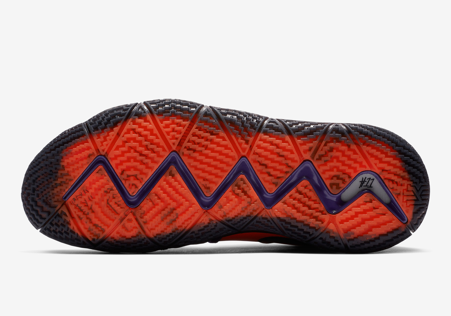 wholesale dealer ae828 0e9c2 Nike Kyrie 4 Day Of The Dead CI0278-800 Release Info   SneakerNews.com
