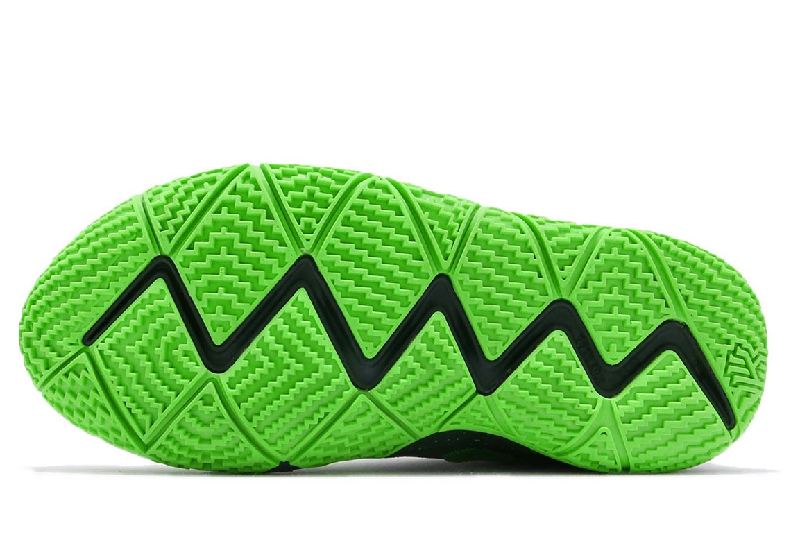Nike Kyrie 4 Spinach Green Kids AA2897