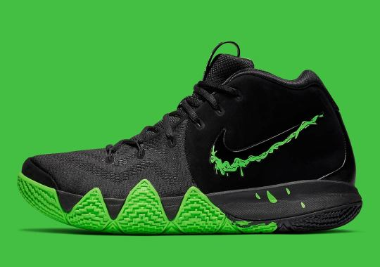 "Where To Buy The Nike Kyrie 4 ""Halloween"""